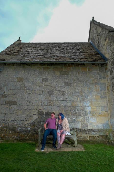 Gloucester pre-wedding photoshoot