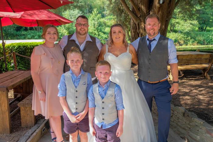 Bristol Beeses riverside bar wedding photography